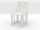 Chair No. 41 in White Strong & Flexible