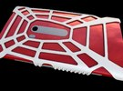 "Lumia 920 ""Spider"" Case in White Strong & Flexible"