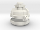 Tiny Cannister in White Strong & Flexible