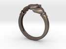 Claddah ring size 8 in Stainless Steel