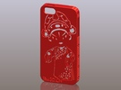 iPhone5_The Chinese Style--Traditional Opera 10 in Red Strong & Flexible Polished
