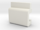 KFC MP-24 Hand Adapter in White Strong & Flexible
