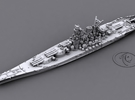 1/2400 IJN BB Yamato [1945] in Frosted Ultra Detail