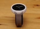 Moto 360 Gen 2 Bumper Case - 42mm Womens Short in White Strong & Flexible