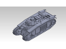 1/87 CHAR B1bis in Frosted Ultra Detail