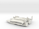 Chassis Boston Type 8 LRV Breda in White Strong & Flexible