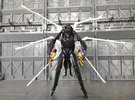 Queen set 2 for Prime Airachnid in White Strong & Flexible
