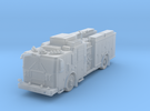 N Scale FDNY MII Squad in Frosted Ultra Detail