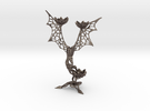 LUX DRACONIS 001  Shapeways All Parts in Stainless Steel