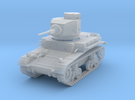 PV47C M2A4 Light Tank (1/72) in Frosted Ultra Detail