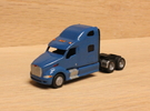 1:160 N Scale Peterbilt 387 Tractor x2 in Frosted Ultra Detail