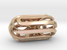 Sphericon Fission in 14k Rose Gold Plated