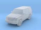 1:160 Isuzu Trooper in Frosted Extreme Detail