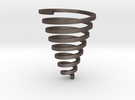 Ross Spiral Jewelry? (25mm tall) in Stainless Steel
