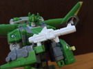 Sunlink - Bah-lades Weapon in White Strong & Flexible