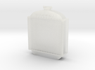 Hudswell Clarke D29 Radiator 1:76 in Frosted Ultra Detail