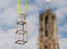 Domtoren pendant in White Strong & Flexible