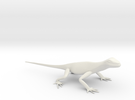 Lizard 8 small in White Strong & Flexible