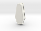Coffin Box Small in White Strong & Flexible