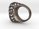 Polyoptic ring 4.2 in Stainless Steel