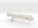 M46 Assault Shotgun Proto in White Strong & Flexible