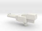 Turbo Rifle in White Strong & Flexible