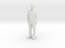 AntoineSuit Color in White Strong & Flexible