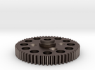 Spur Gear for OpenRC 1:10 4WD Truggy  in Stainless Steel