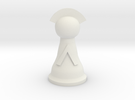 Lieutenant for Spartan Chess�  in White Strong & Flexible
