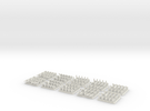 2mm Cavalry (x150) WSF in White Strong & Flexible