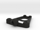 Mini-z Tri-damper Shock Mount v5 in Black Strong & Flexible