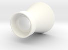 MAXBOTICS SENSOR CONE in White Strong & Flexible Polished