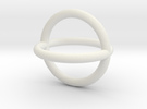 Double Torus in White Strong & Flexible