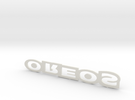 Oreos Logo in White Strong & Flexible