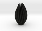 Twist Sculpture in Black Strong & Flexible
