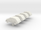 Z Scale  VW181 in White Strong & Flexible