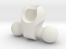 ModiBot Low-rise Hip in White Strong & Flexible