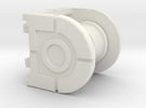 Rokenbok Pulley in White Strong & Flexible