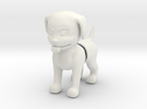Dogie Box Small in White Strong & Flexible