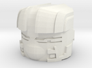 EVA Helmet in White Strong & Flexible
