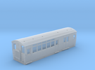 Southern Railway/WCPR No 5. Drewry Railcar in Frosted Ultra Detail