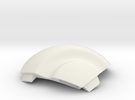 NSphere Palm (tile type:5) in White Strong & Flexible