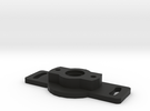 MX5 to BMW TPS Adapter Bracket in Black Strong & Flexible