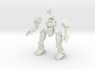 Construct 2 X2 Scale in White Strong & Flexible