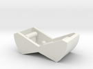 Switch Cover, Klixon 20TC (v0.5) Smooth Front in White Strong & Flexible