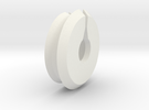 CABLE CAP in White Strong & Flexible