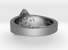 """""""Charmed"""" Inspired Ring - Size 12 Ring Size 12 in Polished Silver"""