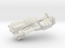 Dotalun Civillian Transport CT-FTL18 in White Strong & Flexible