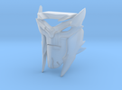 Ultimate TFP Beast King Robot Head Part B in Frosted Ultra Detail