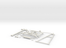 Pantograph Tenth Scale in White Strong & Flexible